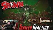 The Angry Joe Show - Episode 59 - Mortal Kombat 11 - Spawn MK 11 Gameplay Angry Reaction!