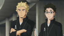 Haikyuu!! To the Top - Episode 10 - Battle Lines