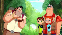 Ben 10 - Episode 20 - Tim Buk-TV