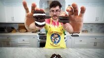 julien solomita - Episode 5 - trying to make diy oreos