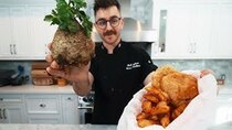 julien solomita - Episode 8 - i made fish n chips using celery root