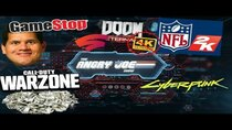 The Angry Joe Show - Episode 64 - AJS News - 2K Football is Back!, COD at 15 Million, Reggie to...