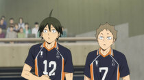 Haikyuu!! To the Top - Episode 11 - A Chance to Connect