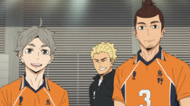 Haikyuu!! To the Top - Episode 13 - The Second Day