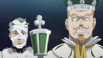 Black Clover - Episode 130 - The New Magic Knight Squad Captains' Meeting
