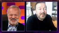 The Graham Norton Show - Episode 2 - Patrick Stewart, Thandie Newton, Ricky Gervais, Sunny Ozell,...