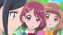 Healin' Good Precure - Episode 8 - Chiyu Can't Jump?! The Track-and-Field Disaster!