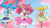 Healin' Good Precure - Episode 11 - All Our Powers as One! Miracle Healing!