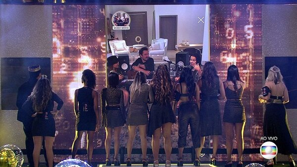Big Brother Brasil - S20E72 - Day 72