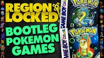 Region Locked - Episode 57 - The Bootleg Pokemon Diamond & Jade