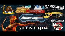 The Angry Joe Show - Episode 75 - AJS News - NO NEW Silent Hill, Animal Crossing Save Limitation,...