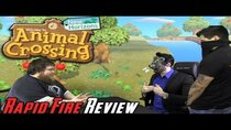 The Angry Joe Show - Episode 76 - Animal Crossing: New Horizons - Rapid Fire Review