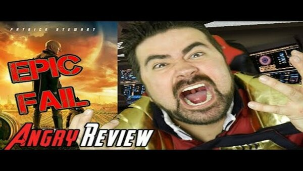 The Angry Joe Show - S2020E78 - Star Trek: Picard Season Finale Review + Ep.6-10 Rant!