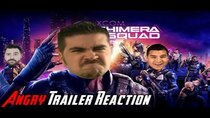 The Angry Joe Show - Episode 85 - XCOM: Chimera Squad - Angry Reaction! + BONUS Angry Rant!