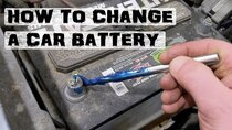AvE - Episode 31 - Change your car battery | The Gist of 'er