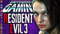 Did You Know Gaming? - Episode 348 - Resident Evil 3