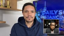 "The Daily Show - Episode 95 - Kenneth ""Babyface"" Edmonds & Teddy Riley"