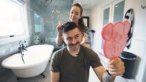 julien solomita - Episode 12 - getting a haircut from my girlfriend