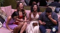 Big Brother Brasil - Episode 96 - Day 96