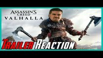 The Angry Joe Show - Episode 94 - Assassins Creed: Valhalla - Angry Trailer Reaction!