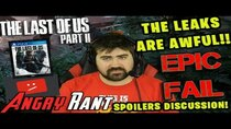 The Angry Joe Show - Episode 95 - The Last of Us Part II Spoilers Discussion & Copyright Abuse!...