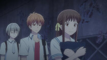 Fruits Basket 2nd Season - Episode 5 - Wait for Me, Tororo Soba!