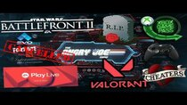 The Angry Joe Show - Episode 96 - AJS News- Battlefront II RIP, Valorant Cheats, Tourneys Cancelled,...