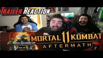 The Angry Joe Show - Episode 97 - Mortal Kombat 11: Aftermath & Story - Angry Trailer Reaction!...
