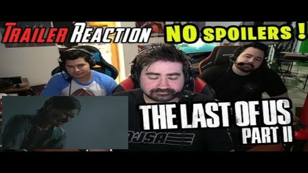 The Angry Joe Show - S2020E98 - The Last of Us Part II Official Story Trailer - Angry Reaction! *NO SPOILERS*