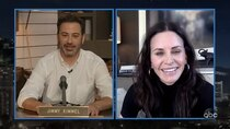 Jimmy Kimmel Live - Episode 69 - Courteney Cox