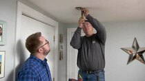 Ask This Old House - Episode 12 - Ceiling Light; Storage Rack