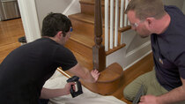 Ask This Old House - Episode 13 - Loose Railing; Smart Thermostat