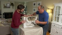 Ask This Old House - Episode 20 - Pedestal Sink; Grout Cleaning