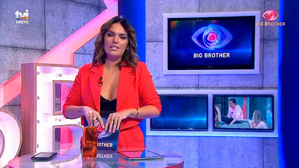 Big Brother Portugal - S05E28 - Diary 01