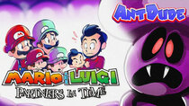 AntDude - Episode 13 - Mario & Luigi: Partners in Time | The One With The Babies!