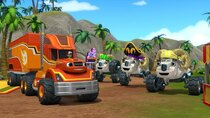 Blaze and the Monster Machines - Episode 13 - Big Rig Blaze