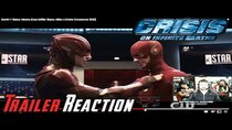 The Angry Joe Show - Episode 13 - CW's Infinite Crisis Flash meets DCEU Flash - Angry Reaction!