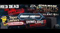 The Angry Joe Show - Episode 23 - AJS News- Red Dead Hack, New Star Wars & Silent Hill, Nintendo...
