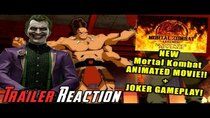 The Angry Joe Show - Episode 24 - Mortal Kombat: Scorpion's Revenge & Joker MK 11 Gameplay Angry...