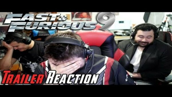 The Angry Joe Show - S2020E30 - Fast and Furious 9 - Angry Trailer Reaction!