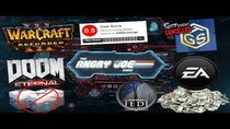 The Angry Joe Show - Episode 32 - AJS News 2/3 - Warcraft 3 Lowest Rated Game, EA Record $1Bil...