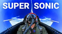 Smarter Every Day - Episode 235 - GOING SUPERSONIC with U.S. Air Force Thunderbirds! Pulling 7...
