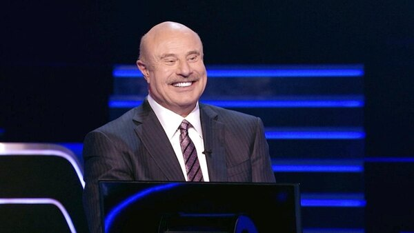 Who Wants to Be a Millionaire - S01E07 - In The Hot Seat: Dr. Phil, Kaitlin Olson and Lauren Lapkus