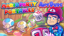 AntDude - Episode 15 - Mario Party on Portables | Taking The Party On The Go