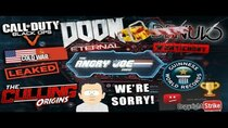 The Angry Joe Show - Episode 108 - AJS News - Doom AXES Denuvo, Culling Monetization, COD: Cold...