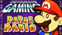 Did You Know Gaming? - Episode 356 - Paper Mario Secrets