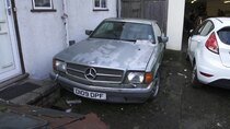 Barn Find Hunter - Episode 1 - Tom's in England! Finds AMG Mercedes, Pontiac Indy 500 Pace...