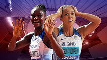 BBC Documentaries - Episode 110 - Athletics: How Dina and Kat Struck World Gold