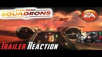 The Angry Joe Show - Episode 117 - Star Wars: Squadrons - Angry Trailer Reaction!