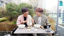 ASTRO vLive show - Episode 32 - Rooftop Sushi